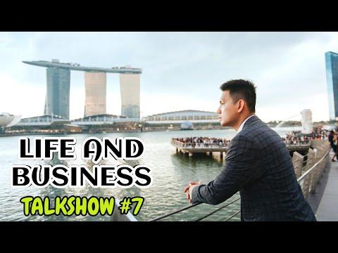 TÂM SỰ VỀ CUỘC SỐNG & KINH DOANH | TALKSHOW #7 | Quang Lê TV