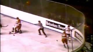 Bobby Clarke - 1972 Summit Series Game 6, Slash