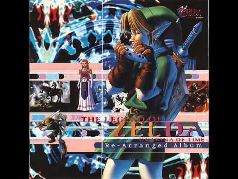 The Legend of Zelda (Ocarina of time) re-arranged FULL ALBUM