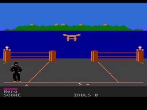 Ninja Music (Atari 8-bit)