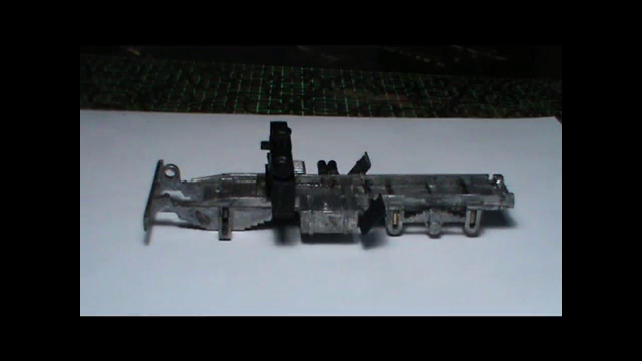 Ремонт рамы КАМАЗ 55111 (делаем камаз 54101) - YouTube