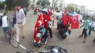 TCMK GAZİANTEP GAZİLER HAFTASI GAZİ SÜRÜŞÜ EYLÜL 2016