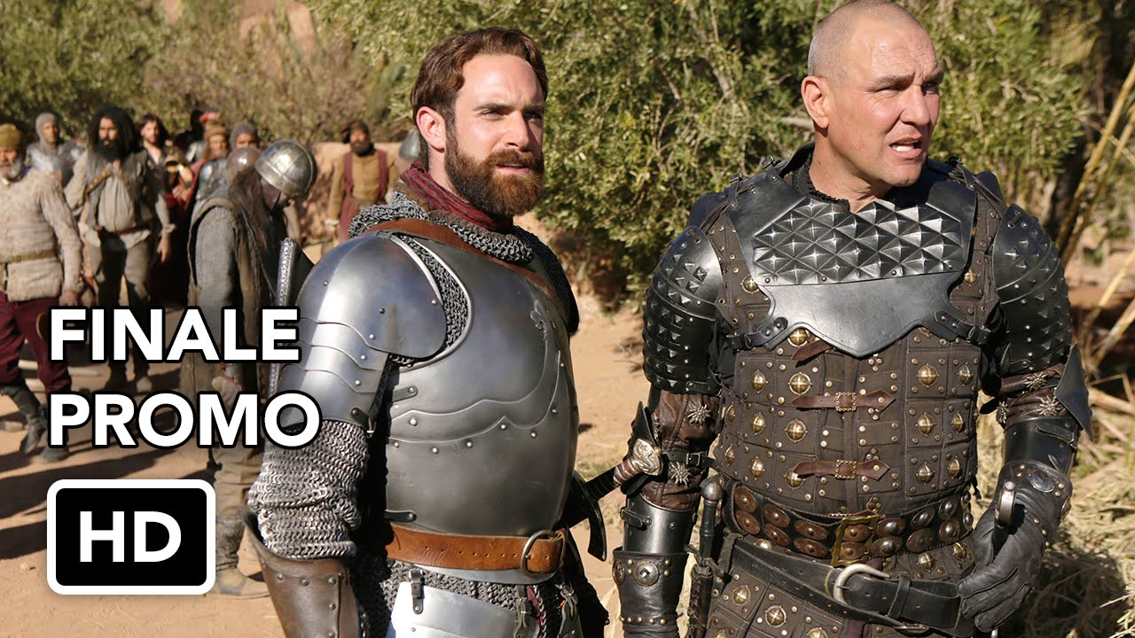 """Download Galavant 2x09 """"Battle of the Three Armies"""" / 2x10 """"The One True King (To Unite Them All)"""" Promo (HD)"""