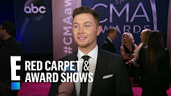 Scotty McCreery Introduces His Fiancee at 2017 CMA Awards   E! Live from the Red Carpet
