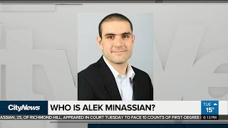 Neighbours say Alek Minassian may have mental health issues