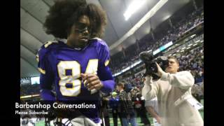"Randy Moss SLAMS Roger Godell""Reason 4 NFL goin DOWNHILL""Women vs Josh Brown"