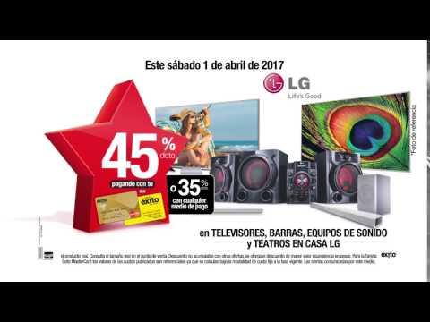 ¡Detonador de precios en TV,  Equipos de Sonido y PC!