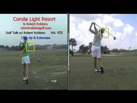 Golf Talk w/Robert Robbins Vol. VIII