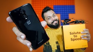 OnePlus 6T McLaren Edition Unboxing & First Look Hindi ⚡⚡ Incredible Looks & Performance
