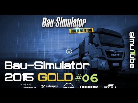 Bau Simulator 2015 Gold|Multiplayer #06 - Let´s Play German [HD+]