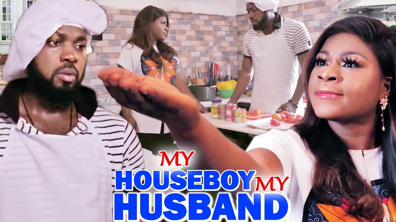 "Download My Houseboy My Husband ""New Movie"" Complete 1&2 - Destiny Etiko/Jerry Williams  2021 Trending Movie"
