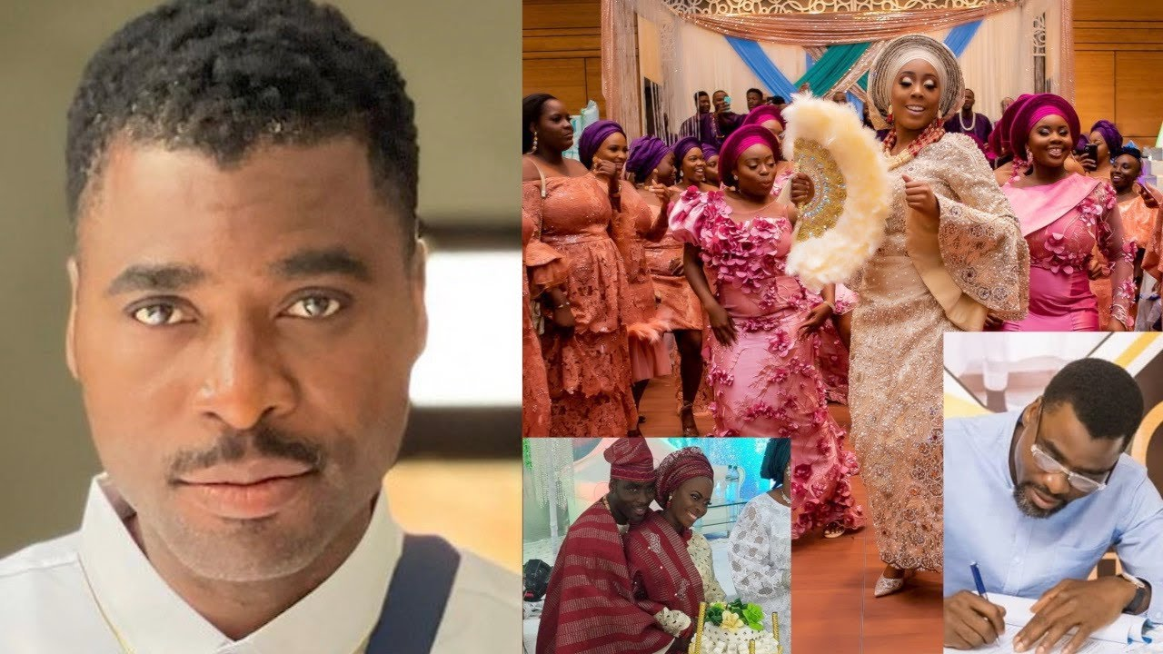 Download Ibrahim Chatta Gets Married To Yoruba Actress, His Vow Before 50 And His Net Worth In 2021