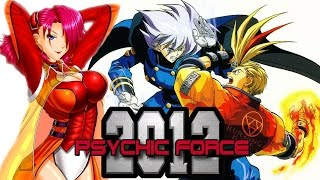 Psychic Force 2012 | Uninformed Reviews