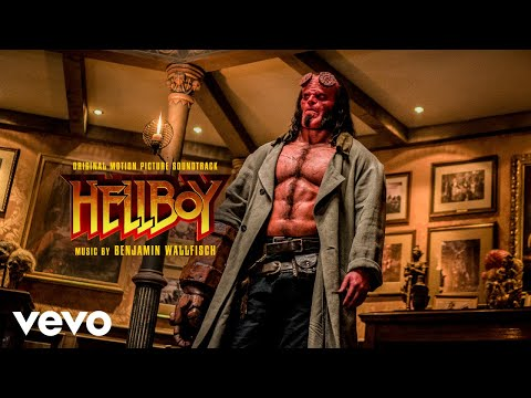 "Benjamin Wallfisch - Cathedral Fight From ""Hellboy"" Soundtrack"