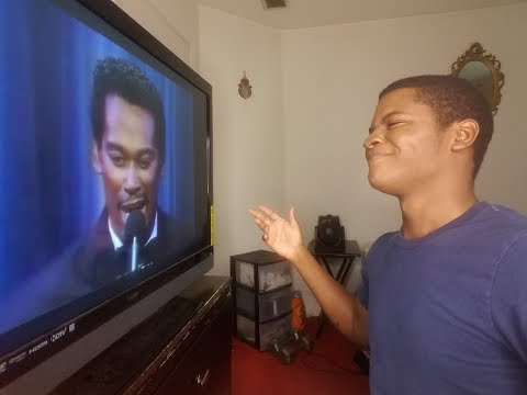 """LUTHER VANDROSS - """"A House Is Not A Home"""" (REACTION)"""
