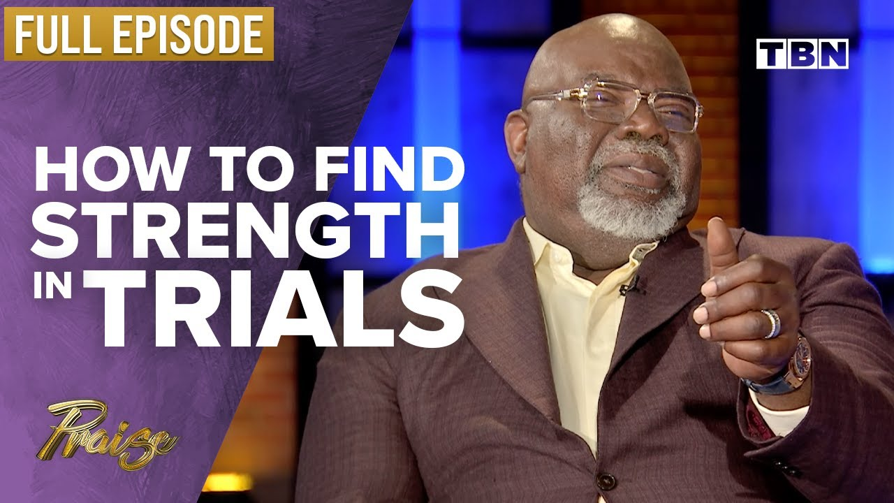 Download T.D. Jakes: How to Overcome Crushing Pain | FULL EPISODE | Praise on TBN