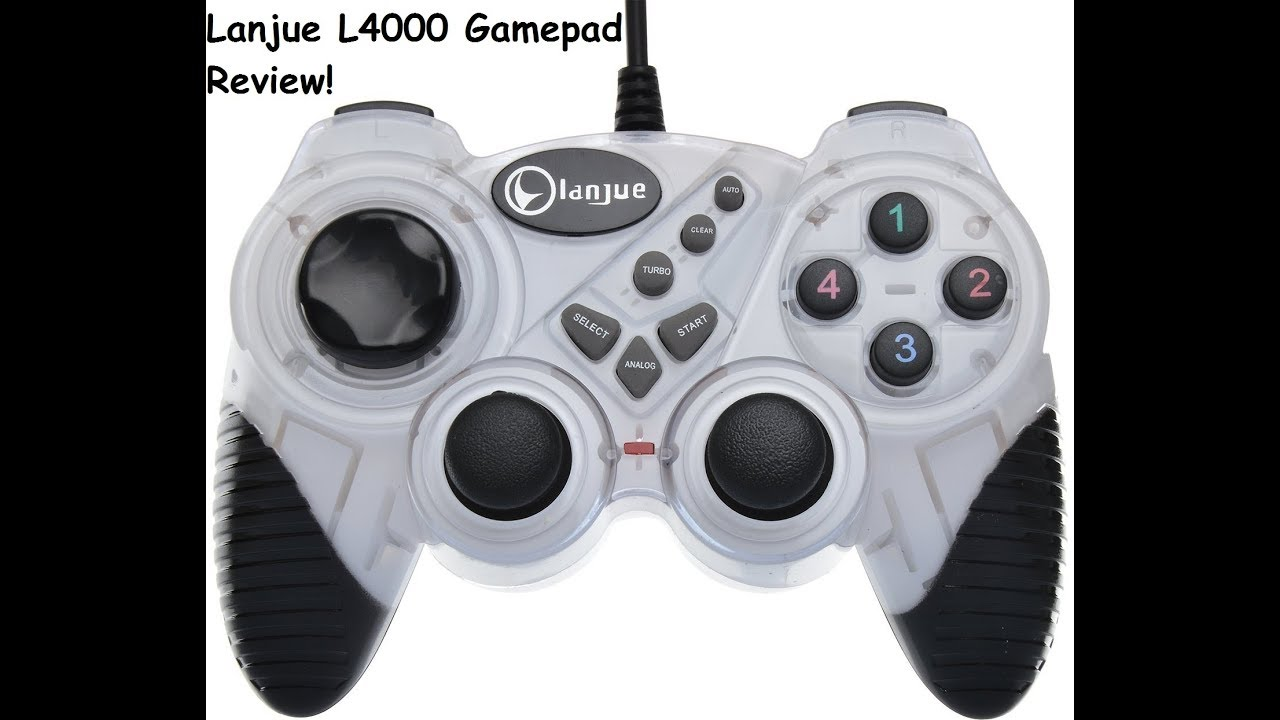 LANJUE GAMEPAD DRIVER DOWNLOAD