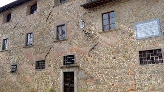 Albergaccio, Machiavelli