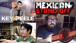 Mexican Standoff (ft. Key & Peele) REACTION