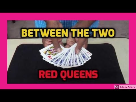 MAGIC TRICKS VIDEOS IN TAMIL #513 I BETWEEN THE TWO RED QUEENS @Magic Vijay