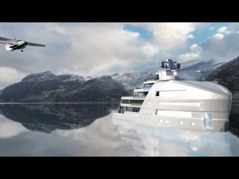 90 Meter Explorer Yacht Taboo