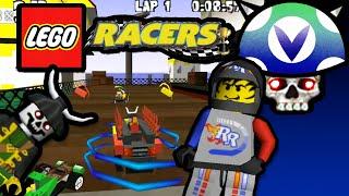 [Vinesauce] Joel - Lego Racers