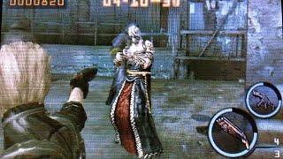 バイオハザード ザ・マーセナリーズ 3D 【ハイドラ遊び】DUO EX-5 179460 SSランク ウェスカー Biohazard The Mercenaries 3D Wesker
