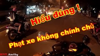 MotoVlog VietNam | Nha Trang17 -Ý KIẾN VỀ PHẠT XE KHÔNG CHÍNH CHỦ - CBR150