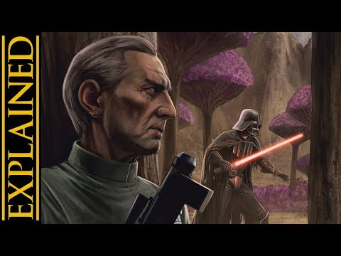 Why Grand Moff Tarkin Hunted Darth Vader - Connections with Tarkin Novel and More!
