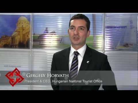 Executive Focus: Gergely Horvath, President & CEO, Hungarian National Tourist Office