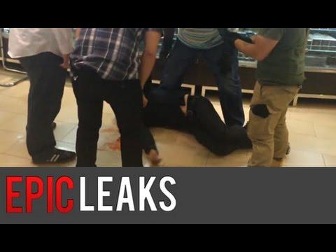 Shoplifter Beaten by Cops at Bloomingdales - EPICLEAKS