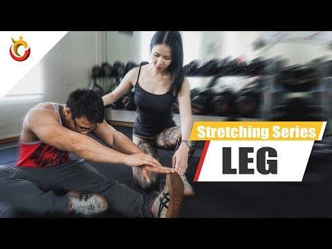 ยืดกล้ามเนื้อ ขา l Stretching Leg