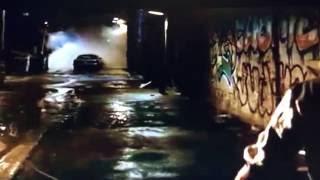 Скачать LAST ACTION HERO 1993 Mercury Sable Vs Checker Cab Chicken Scene