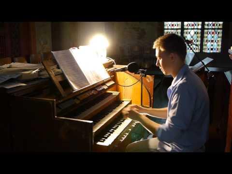 J.S.Bach-Toccata BWV 565 | Kościół Garnizonowy W Olsztynie