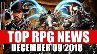 Top RPG News of the Week - Dec 9 2018 (Fallout 76, Diablo, Ubisoft And More)