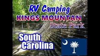 Kings Mountain State Park | Destination SC State Parks RV Camping