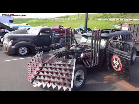 Mad Max Cars & Trucks - Craziest Rat Rods