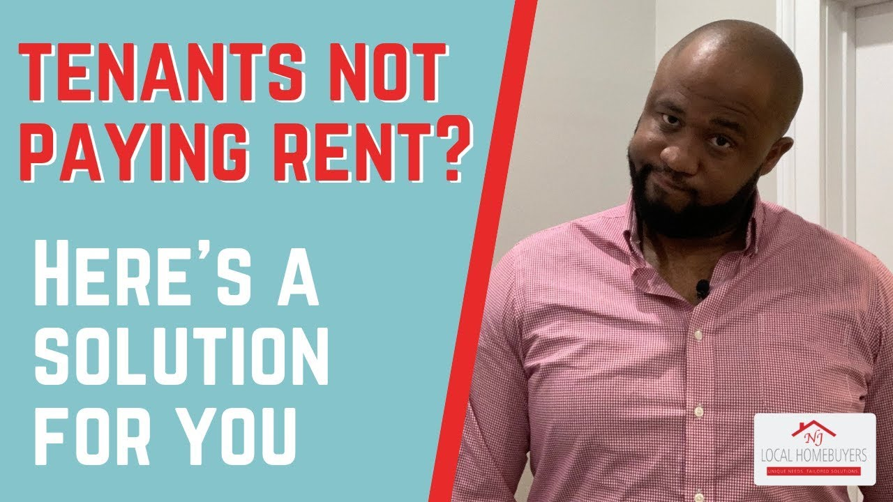 What To Do With Non Paying Tenant in New Jersey? | CALL NOW! 973-619-9793