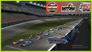 LIVE NASCAR SIM RACING  PC CAREER MODE #1 - FLORIDA DODGE DEALERS 250