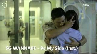 SG WANNABE - Be My Side (Instrumental)