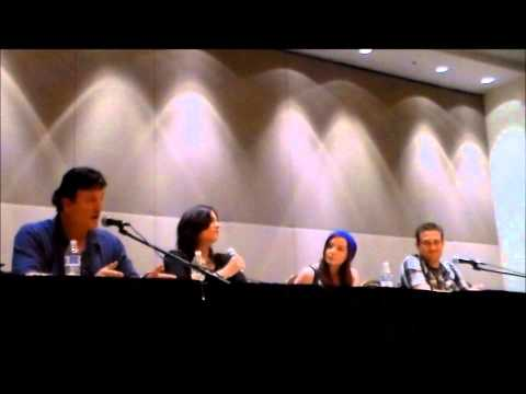 Con-Nichiwa 2014 Voice Actor Q&A part 2