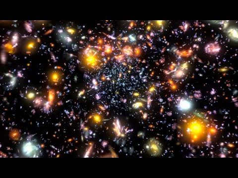 The Most Distant Galaxy in the Universe So Far YouTube