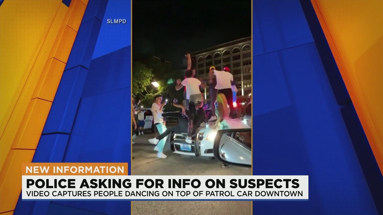Chicago cops called out by columnist for letting women twerk on top of police vehicle, encouraging 'mayhem' in the streets