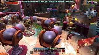 dungeon defenders ii nightmare 4 solo