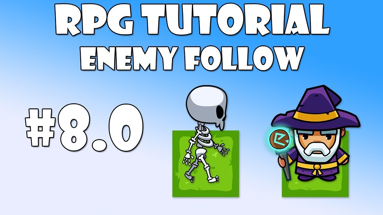 #8 0 Unity RPG Tutorial - Enemy movement