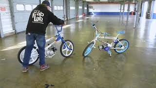 Jo,s Fab Lab : Old skool bmx looking motorcycles