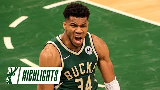 Every Bucket: Giannis Drops 41 Points, 13 Rebounds & 6 Assists In Game 3 Finals Victory | 7.11.21