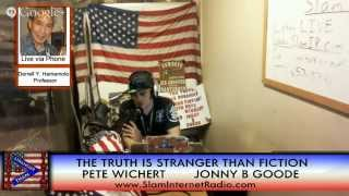Truth is Stranger Than Fiction w/ Pete Wichert Darrell Hamamoto L.A. Marzulli, Brien Foerster