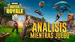 FORTNITE ? BATTLE ROYALE (FREE) -ANALYSIS-