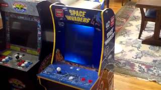 Arcade 1 Up SPACE INVADERS problem